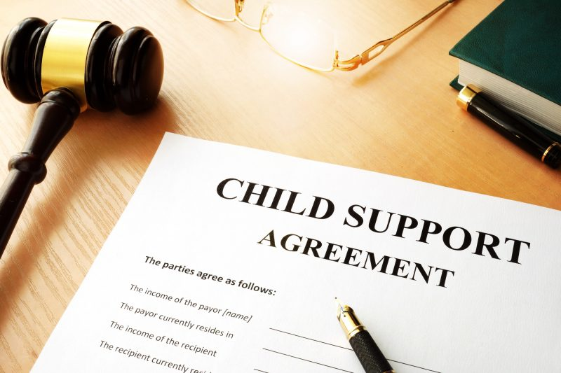 UNDERSTANDING HOW CHILD SUPPORT IS DETERMINED